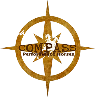Compass Performance Horses logo